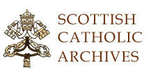 Scottish Catholic Archives